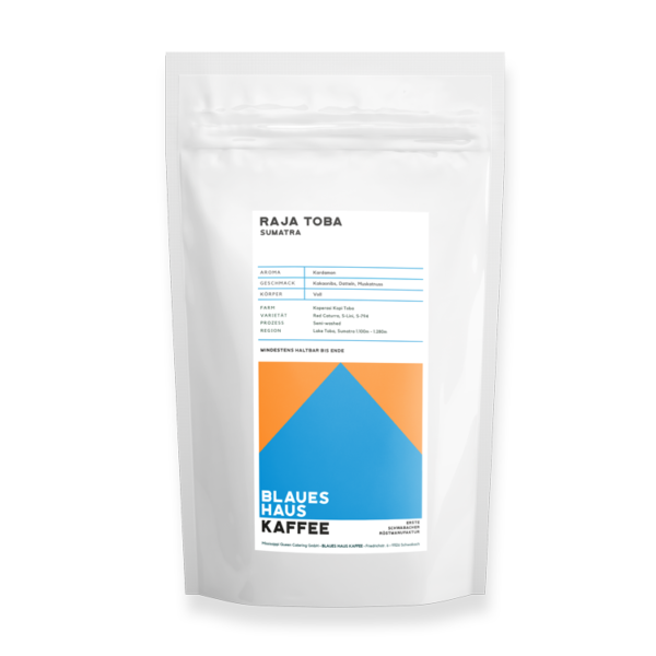 Sumatra Raja Toba Filterkaffee